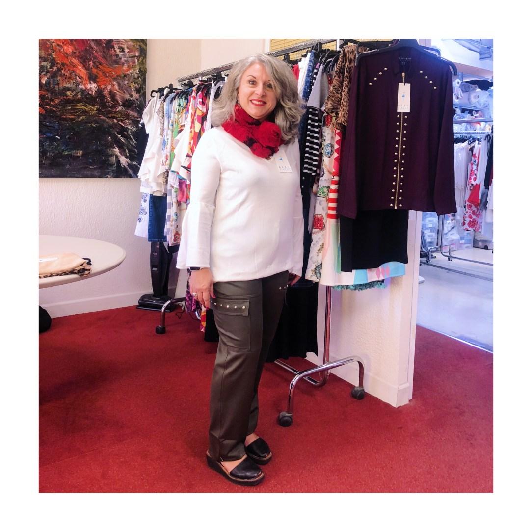 50 ans, Mode, tendances, idee look, Fashion, hiver 2018, nouvelle collection, quinqua, bleu d'azur,