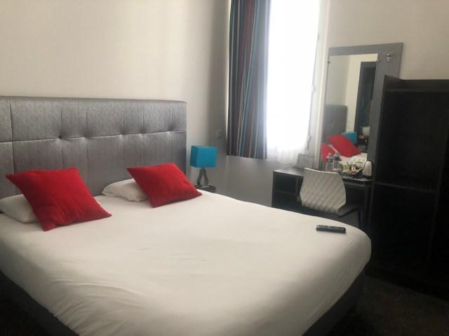 Kyriad, hôtel, kyriad Blancarde timone, avis hôtel, Marseille, voyage, trip, travel, piscine, salle de sport