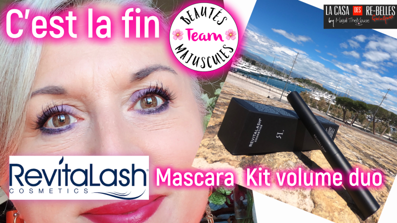 C'est la fin de la team / Mascara Revitalash