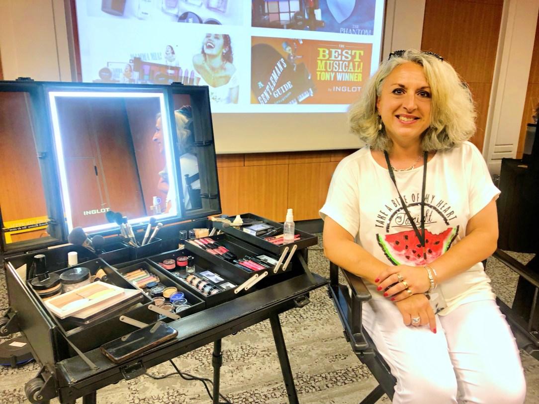 Granado, hebdo live, Inglot, noix du Brésil, mademoiselle'ailes, beauty mag senior, live, aéroport de Nice, madame monsieur, hebdo show, maquillage, nouveautés, hebdomadaire, Beauty Mag,