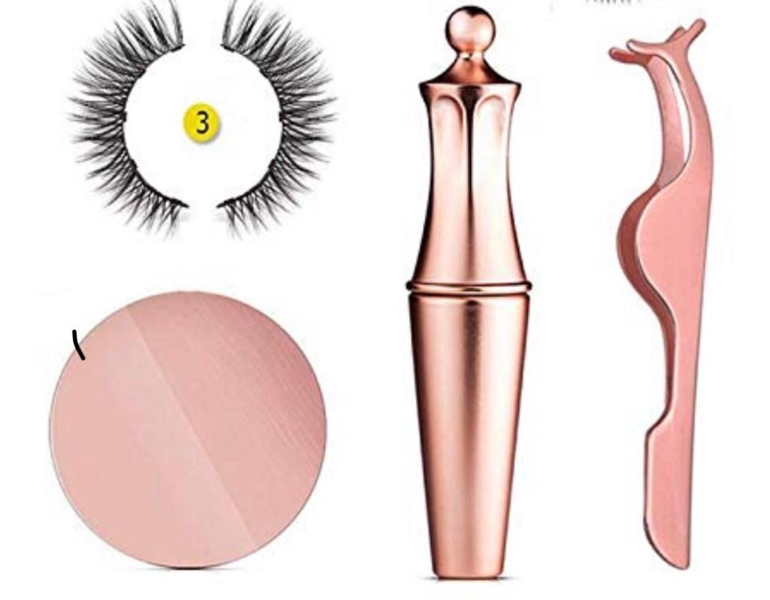 makeup, maquillage, maquillage rapide, silver, maquillage à 50 ans, quinqua, maquillage facile à faire, faux cils magnétiques, faux cils magnétiques ça marche, Amazon