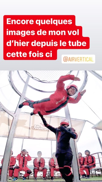 vol en soufflerie, Trampoline, plaisir des yeux, 50 ans, vol libre, video, voyage, antiage, air vertical, quinqua, Youtube, etatsdespritduvendredi, travel, silver, les états d'esprit du vendredi, quadra, Mode, themouse, Fashion, chronique, beautytube, eev, Helico, Miami, dauphin, tyrolienne, las Vegas,