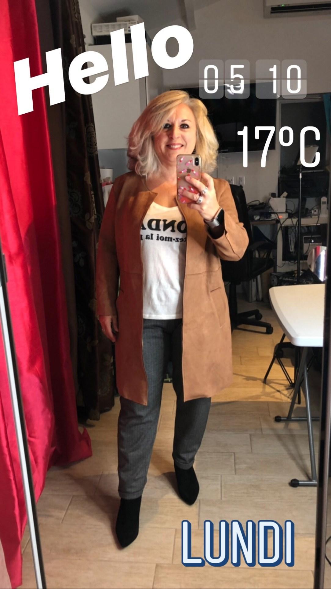 Idée look, Fashion, 50 ans, quinqua, mode, tendances, Teambeautesmajuscules, look, inspiration, Nadine, j'ai 50 ans et après, undiz, Blancheporte, Jennyfer,