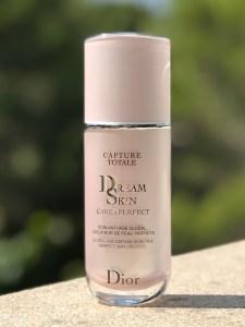 beauty, Dreamskin, soin de jour, Dior, quinqua, soin du visage, Beauté, silversisters, soin du visage parfait, antiage, sensorialité, silverhair, effet highlight, sampleo,