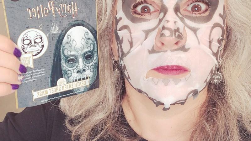Masque Harry Potter death eater Primark