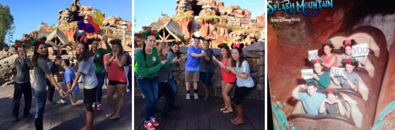 Splash Mountain Disney Proposal