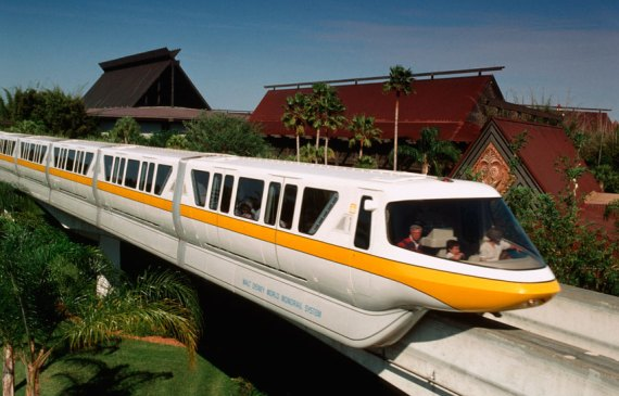 Monorail by Polynesian