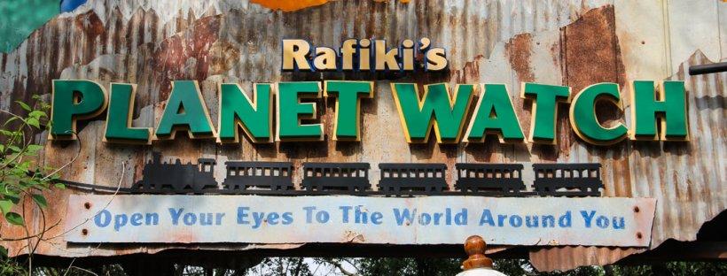 Rafiki's Planet Watch Hidden Mickeys