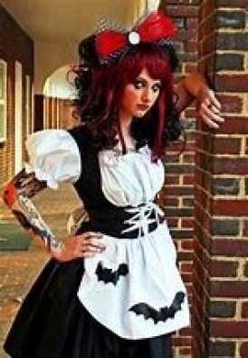 Haunted Mansion Waitress