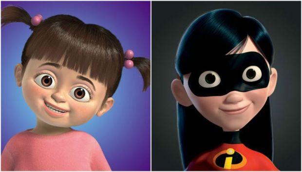 Personaggi di toy story u se i personaggi dei cartoni animati