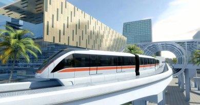 Future Monorail