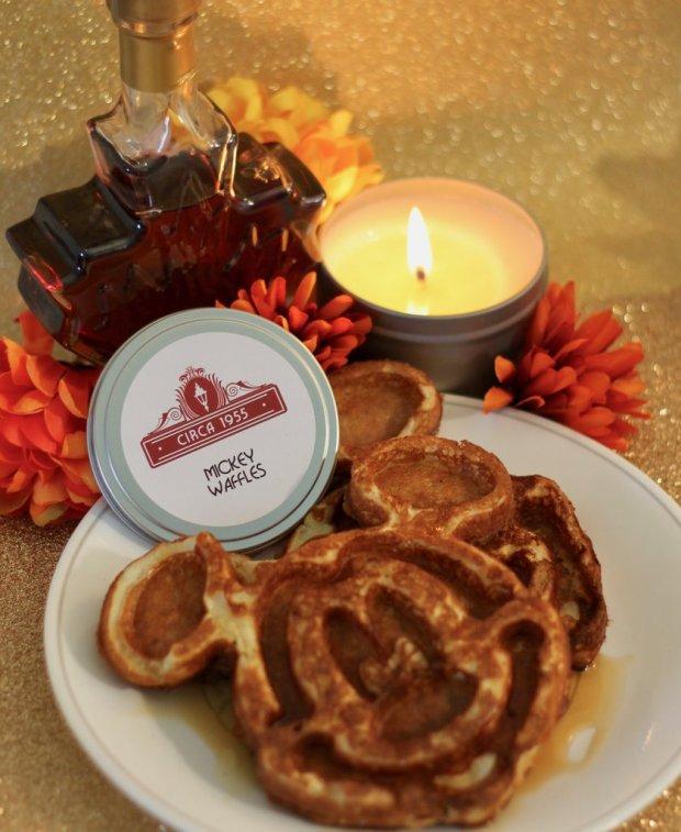 Mickey Waffle Gift