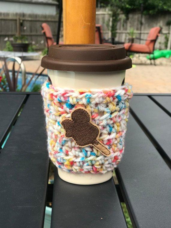Disney Coffee Cozy