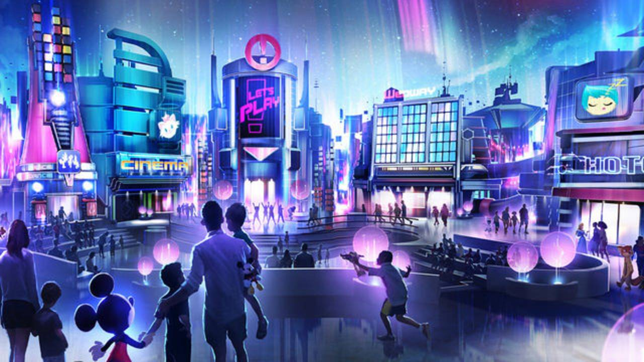 """Featured image for """"New """"Innovative City"""" Play Pavilion Coming to EPCOT"""""""
