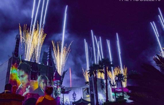 Great Movie Ride Fireworks