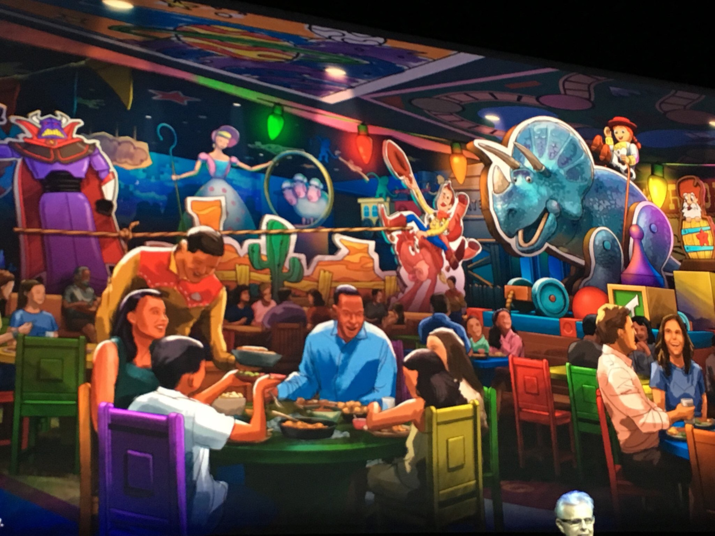 """Featured image for """"Toy Story Land Expansion – New Table Service Restaraunt"""""""