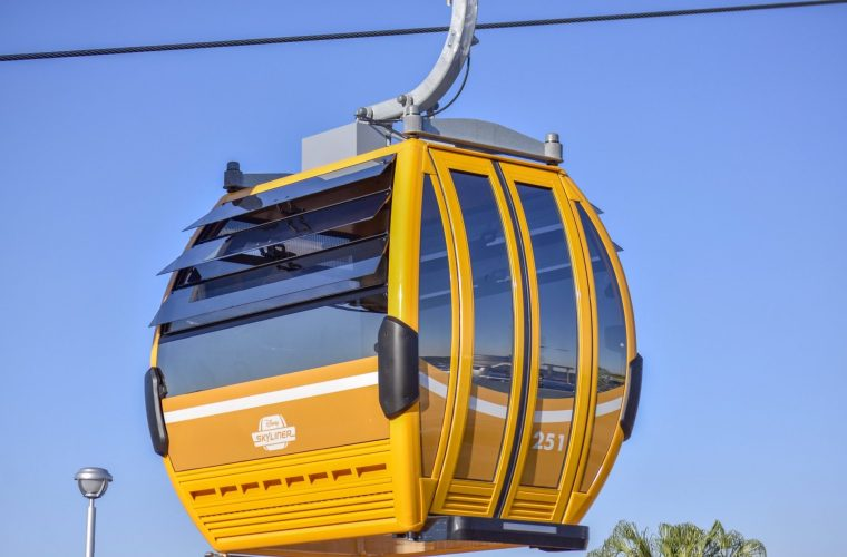 Walt Disney World Skyliner Gondola