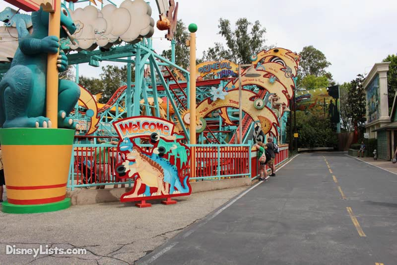 Primeval Whirl and Gift Shop
