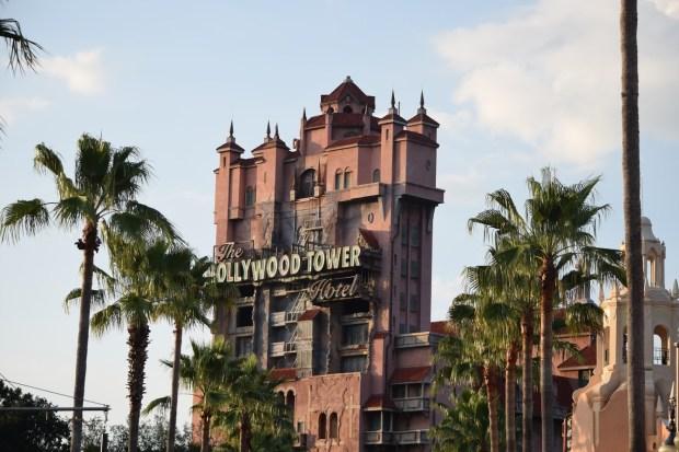 Tower of Terror Hollywood Studios