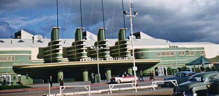 Pan Pacific Auditorium