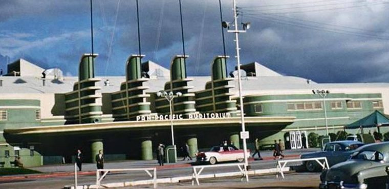 Pan Pacific Auditorium