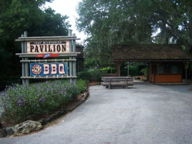 River Country Ticket Booth