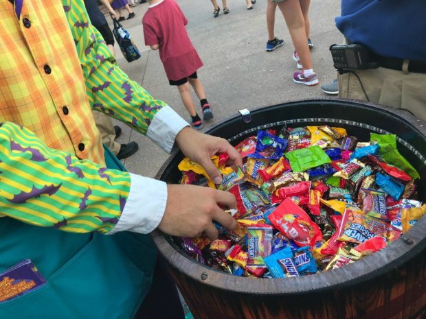 Trick or Treating MNSSHP