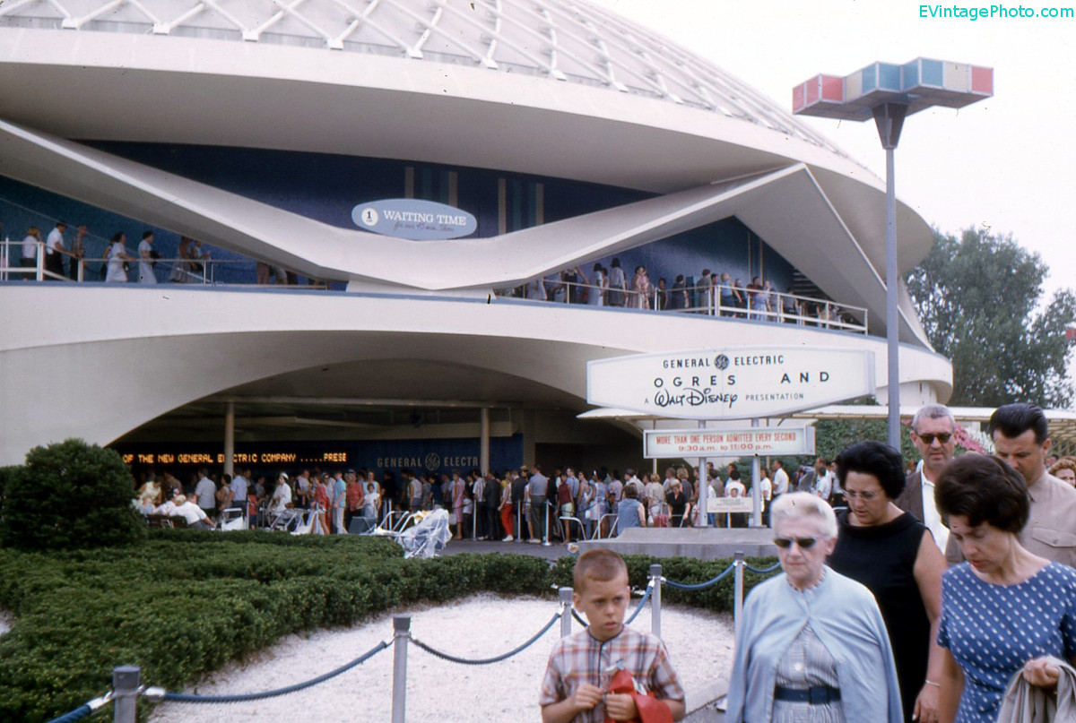Carousel of Progress World Fair