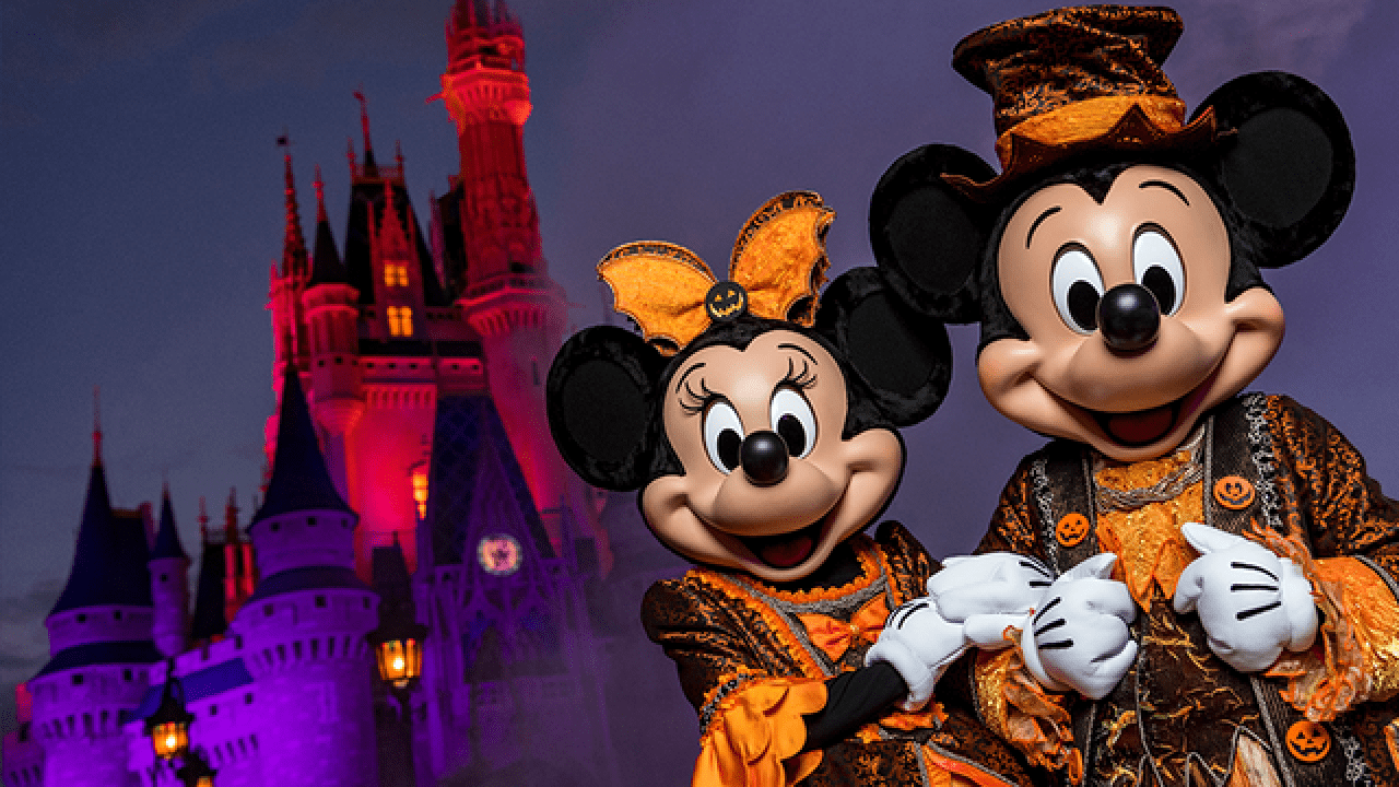 """Featured image for """"6 Costume Ideas for a Rainy Day at Mickey's Not So Scary Halloween Party"""""""