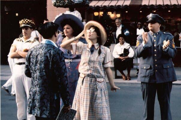 Chiefy Streetmosphere Disney