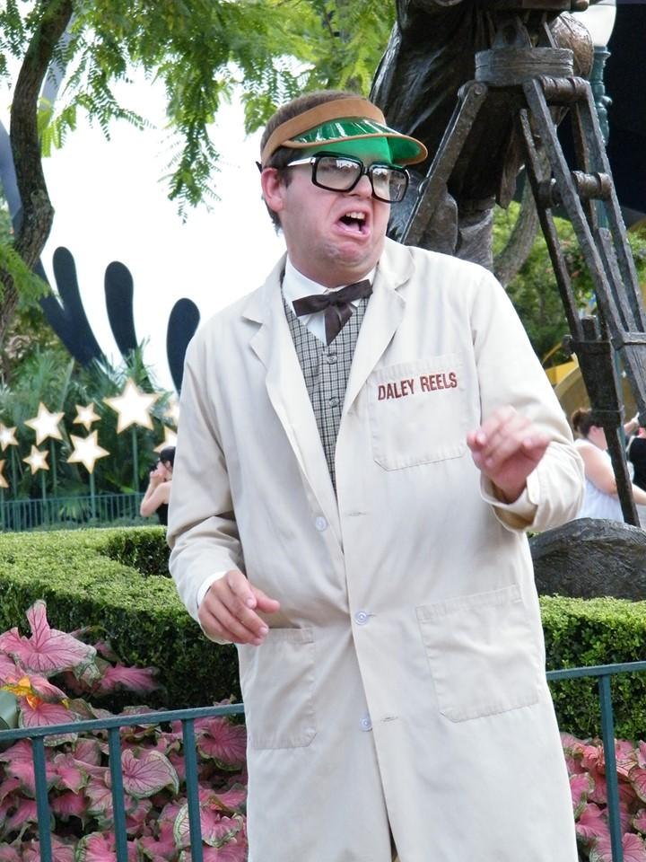 Daley Reels Disney