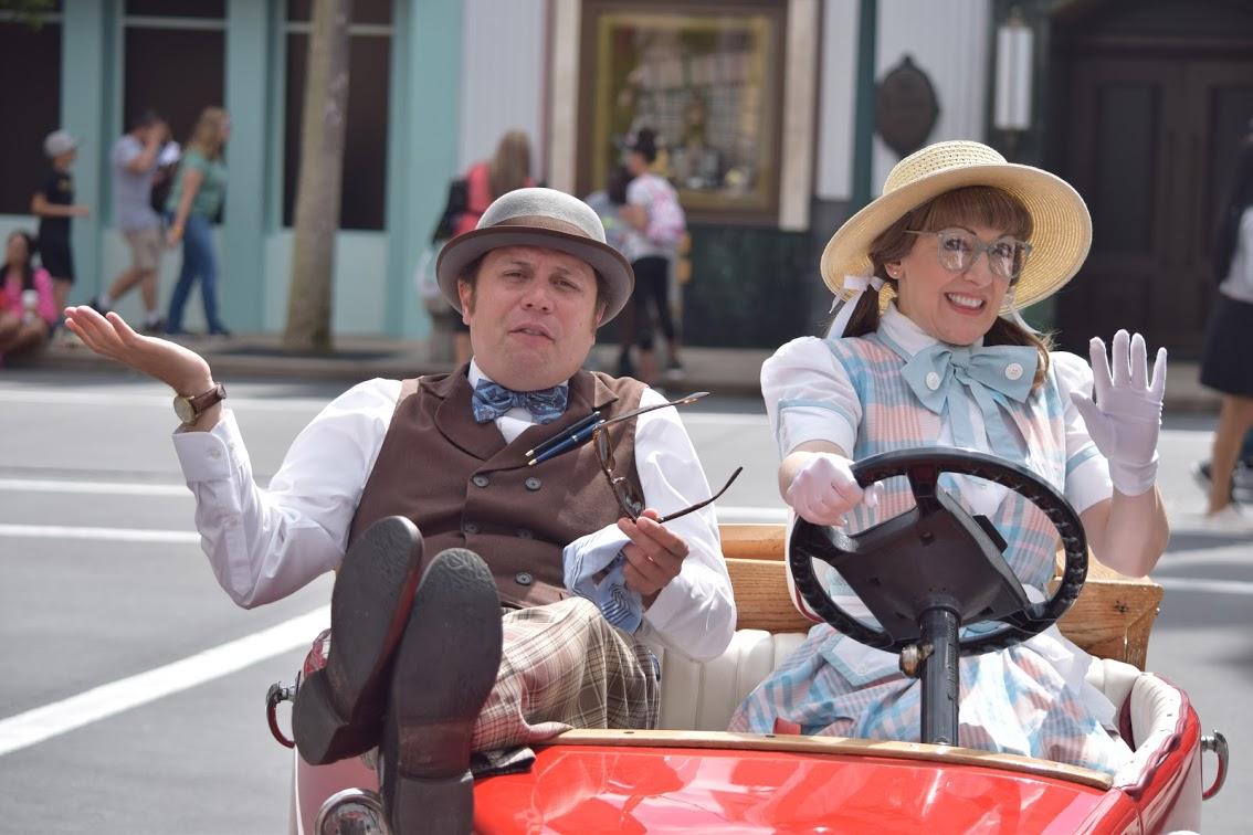 Betty Shambles Disney Citizen of Hollywood