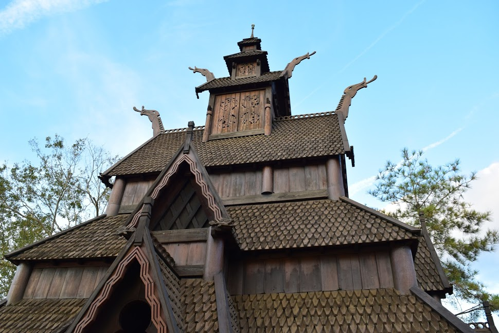 Stave Church Norway Epcot