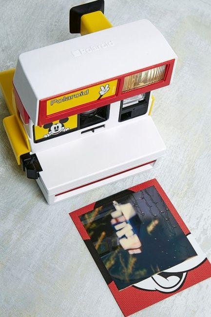 Mickey Polaroid