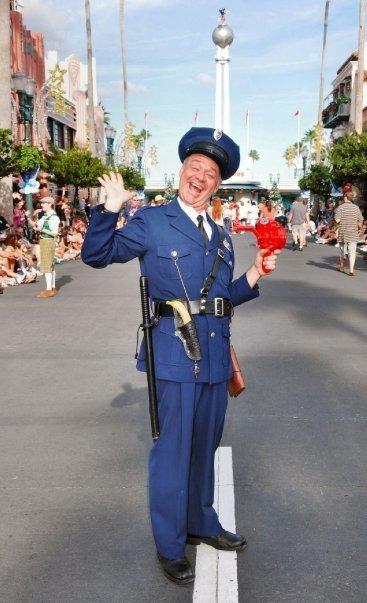 Officer Percival Peabody