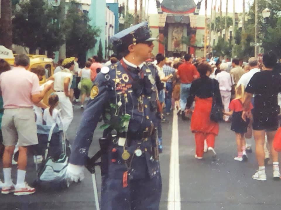 Officer Warren Peace Disney