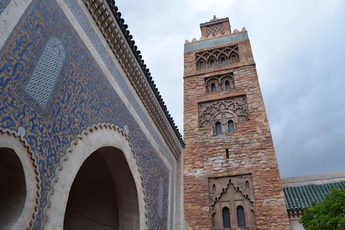 Morocco Epcot facts