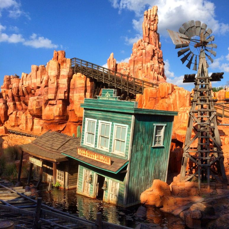 Tumbleweed Town Thunder Mountain