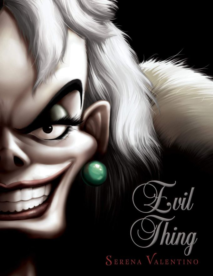 Evil Thing Cover
