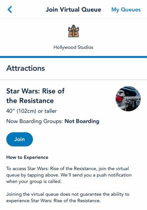 How To Get A Rise of the Resistance Boarding Pass
