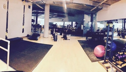 Trinity Laban Conservatoire of Music and Dance: New health, fitness, and Pilates Studio