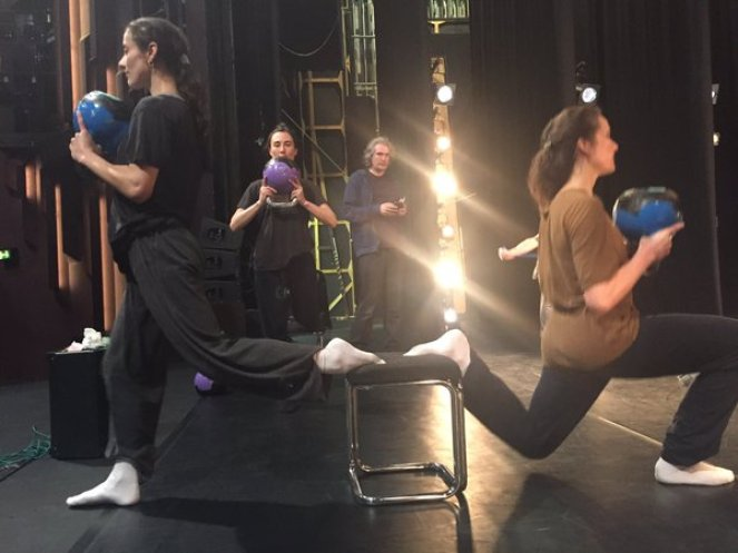 a journey back to dance #5: cross-training
