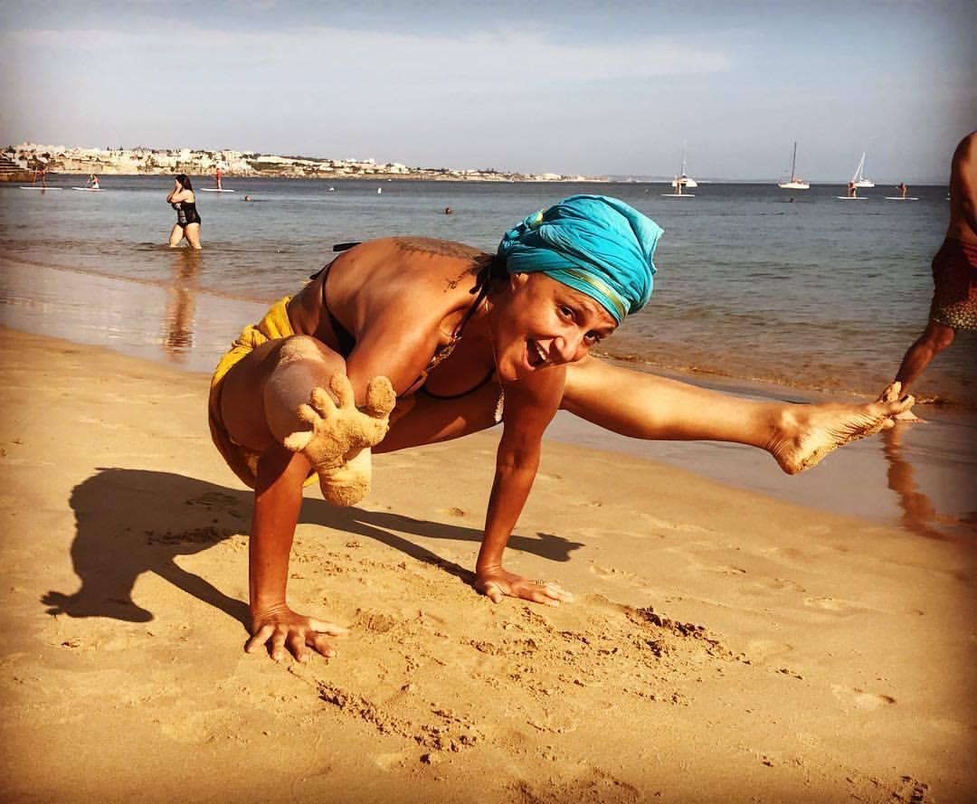 yin fascial yoga with beta lisboa