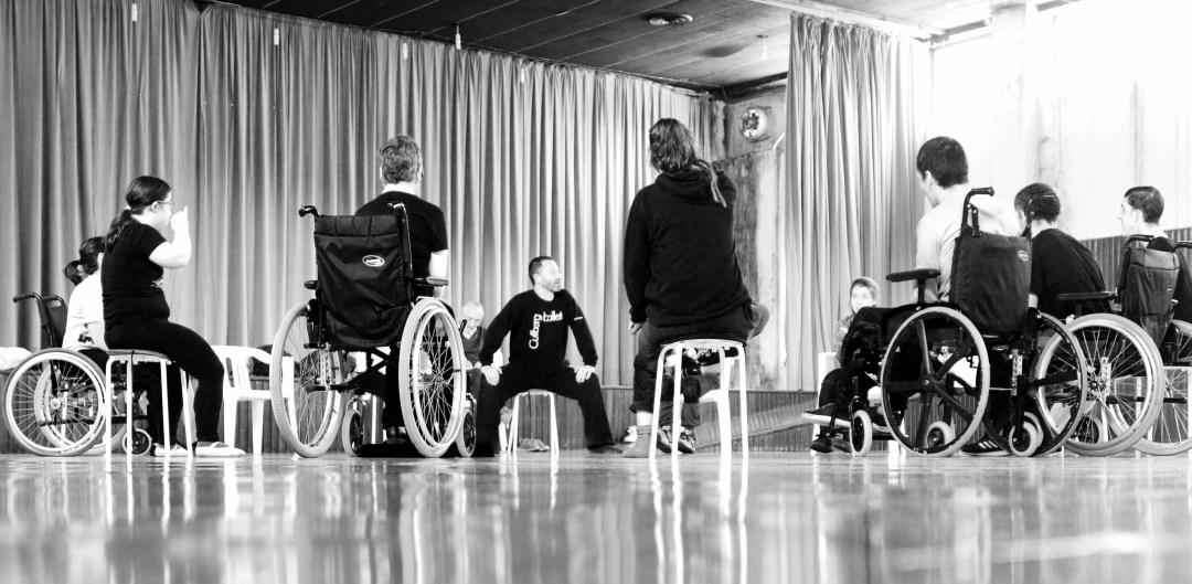 Bernardo Ricou Gama Gyrokinesis Master Trainer DanceAbility Teacher Lisbon Portugal mixed-ability dance
