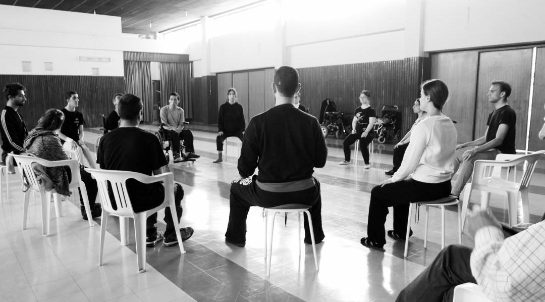 Bernardo Ricou Gama Gyrokinesis Master Trainer DanceAbility Teacher Lisbon Portugal