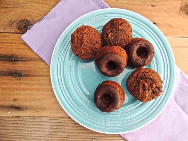 Delicious Mini Donut Muffin Tops