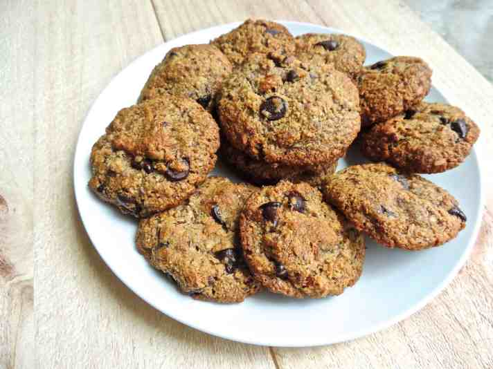 Delicious Chocolate Chip Crunch Cookies