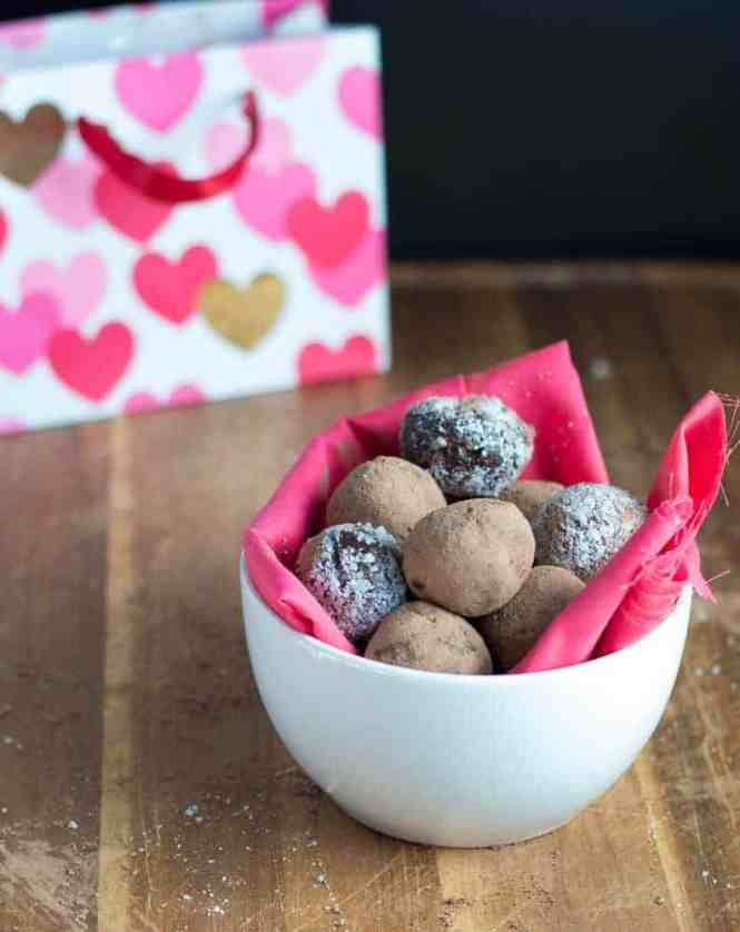 The Movement Menu - Chocolate Lavender Truffles