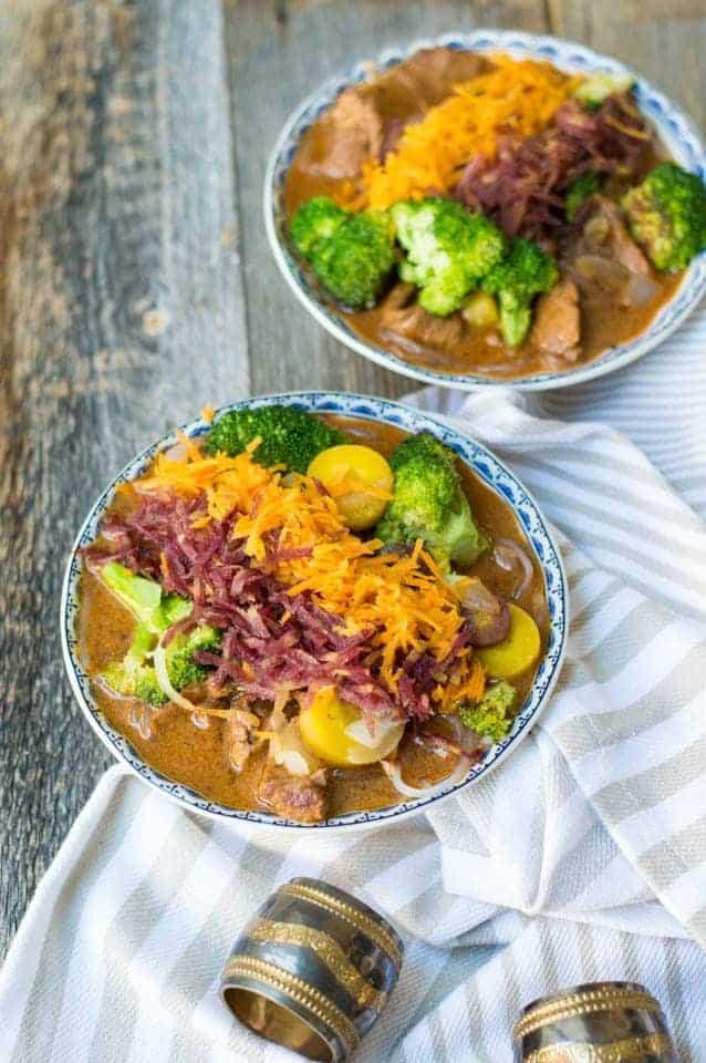 Curry Made THREE ways! (paleo, dairy free!)