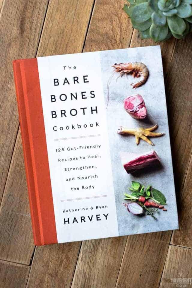 Carrot and Orange Smoothie: Bare Bones Broth Cookbook Review